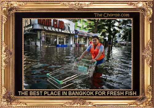 The best place in Bangkok for fresh fish