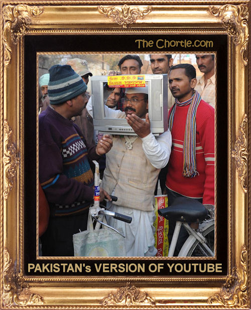 Pakistan's version of YouTube