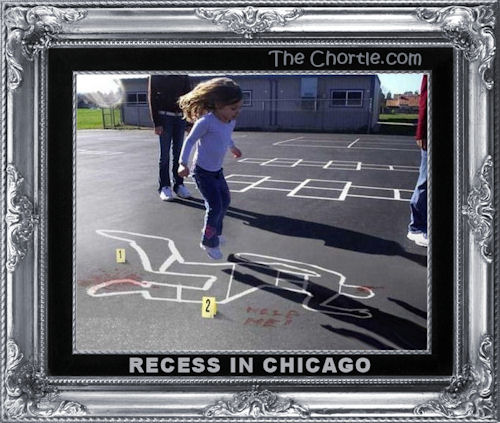 Recess in Chicago